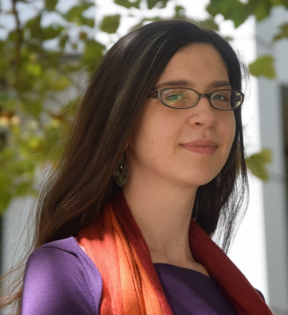DCIST CRA | Allison Mathis